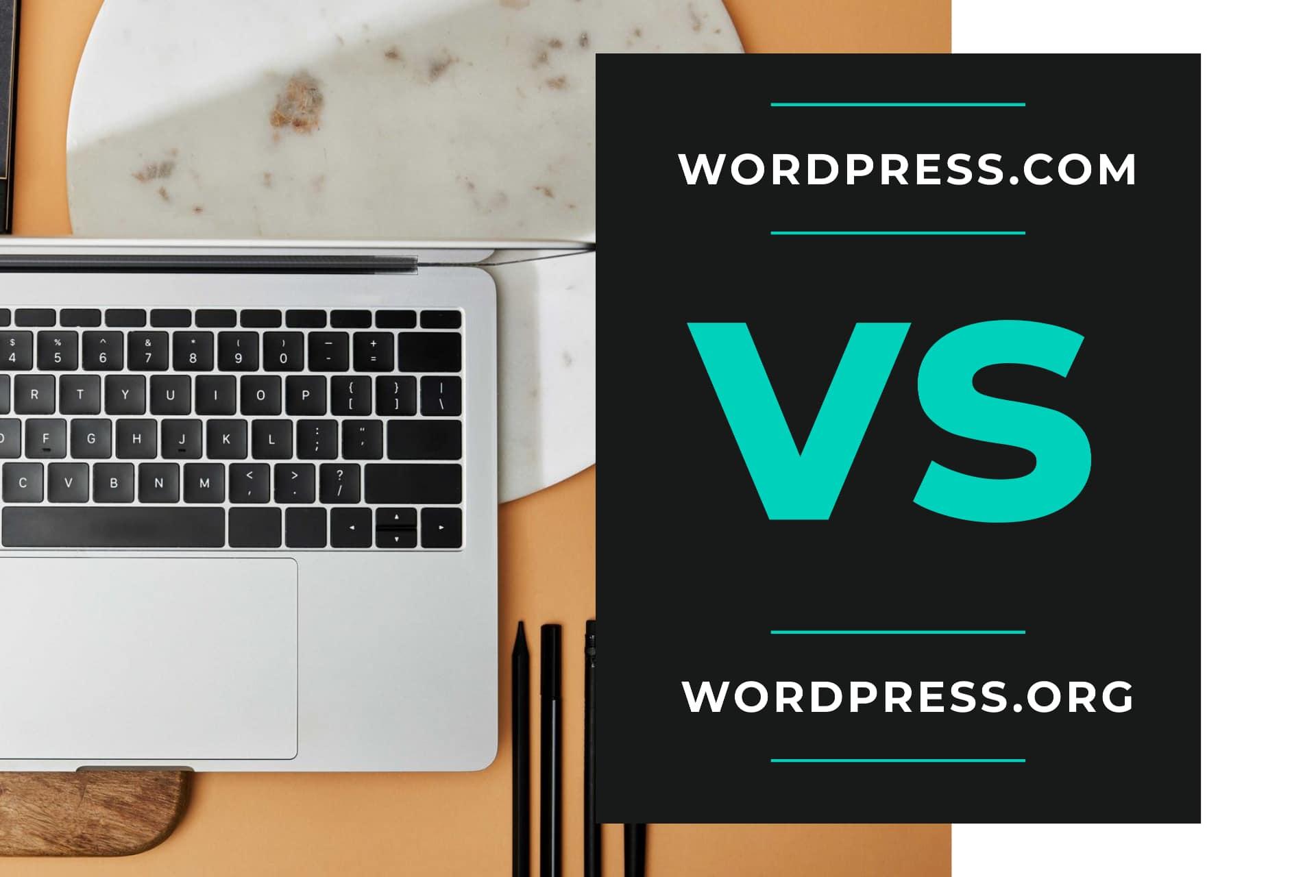 Różnica między WordPress.com aWordPress.org